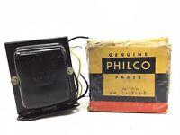 Vintage Philco Power Transformer, 32-10019-3, NOS, 410 VAC @ 40 mA, 6.4 VAC @ 2A