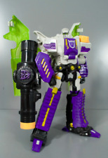 Transformers Voyager Classic Megatron Figure