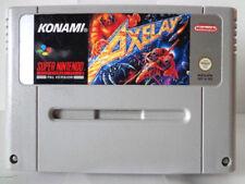 SNES Spiel - Axelay (PAL) (Modul)