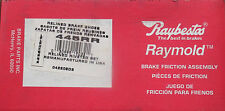 BRAND NEW RAYBESTOS RELINED BRAKE SHOES 445RR / 445 FITS VEHICLES ON CHART