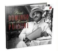 "PLACIDO DOMINGO ""DOMINGO SINGS ROMANTIC PUCCINI"" CD NEU"