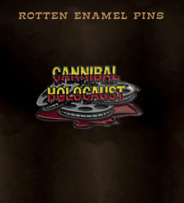 Cannibal Holocaust FIlm Reel Pin