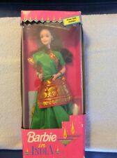 Barbie in India(Made for India Market) Dark Hair New in Box Purchased in Delhi
