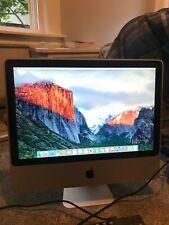 "Mid 2009 20"" iMac"