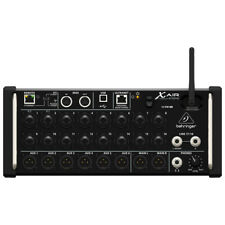 Behringer X AIR XR18 18 Channel 12-Bus Digital Mixer for iPad/Android Tablets