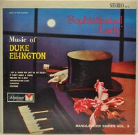 """Sophisticated Lady"" Music of Duke Ellington [Diplomat FM55] Vinyl LP Record"