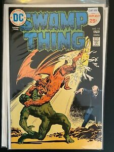 Swamp Thing 15 Higher Grade DC Comic Book CL87-102