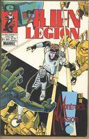 Alien Legion 1984 series # 13 near mint comic book