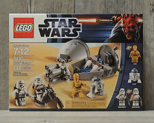New Lego Star Wars 9490 Droid Escape