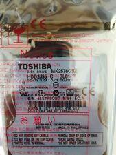 """*New* Toshiba MK2576GSX (HDD2J95) 250GB, 5400RPM,2.5"""" Internal Hard Drive"""