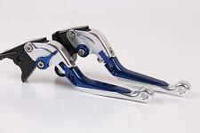 For Honda CBR1100XX/BLACKBIRD 1997-2007 Folding Extending Brake Clutch Levers
