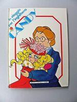 Candy In viaggio per l'inghilterra 1981 Prima Ed Ita Fabbri Editore