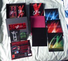 X-File Deluxe Collectors Edition Video Box