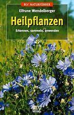 BLV Taschenbücher, Heilpflanzen von Wendelberger, E...   Buch   Zustand sehr gut