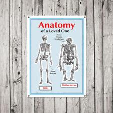 Skeleton Vintage Art Posters