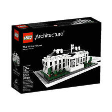 LEGO 21006 THE WHITE HOUSE - LEGO ARCHITECTURE   *** NEW *** EXCELLENT CONDITION
