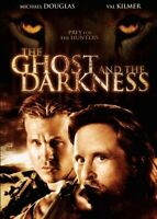 The Ghost and the Darkness DVD NEW