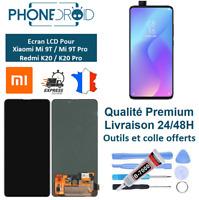 Écran complet OLED + Tactile Xiaomi Mi9T/Mi9T Pro/K20/K20 Pro, neuf, stock fr