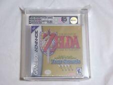 NEW Zelda A Link to the Past + Four Swords Nintendo GameBoy Advance VGA 85 NM+
