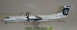 1:200 Gemini Jets Alaska Horizon DHC-8-400 N441QX 25104 G2ASA252 Airplane Model