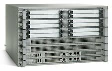 Ref Cisco Asr1006-X Chassis Asr 1000 Series Routers 100 Gbps 2 Esp-8 Spa Slots