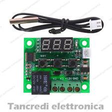 MODULO W1209 TERMOSTATO DIGITALE CONTROLLO DI TEMPERATURA -50° 110°C + SONDA NTC