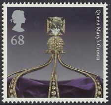 CROWN JEWELS - QUEEN MARY'S CROWN ILLUSTRATED ON  2011 GB  UNMOUNTED MINT STAMP