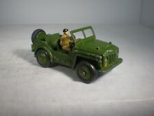 Dinky Toys Military Army Austin Champ #674 1954-1971 VERY NICE