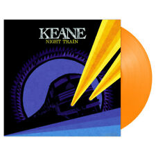 Keane - Night Train 1LP ORANGE Vinyl 2020 NEW!