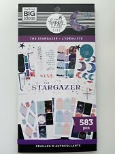 The Happy Planner Sticker Value Pack Scrapbooking Supplies 30 Sheets Great for Projects 583 Stickers Total Stargazer Theme Multi-Color Scrapbooks /& Albums