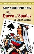 The Queen of Spades (Dover Thrift), Pushkin, Aleksandr Sergeevich, Used; Good Bo
