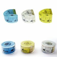 "60"" 150cm Soft Fabric Cloth Tape Measure Ruler Dual Sided SAE Metric (QTY: 1)"