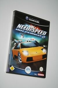 NINTENDO GAMECUBE * NEED FOR SPEED HOT PURSUIT 2 * Game Cube !!