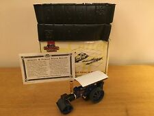 MATCHBOX COLLECTIBLES AVELING & PORTER STEAM ROLLER YAS03-M CERTICATED R. MODEL
