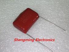 10pcs 1.5uF 155J 400V CBB Metallized Film Capacitor P=20MM