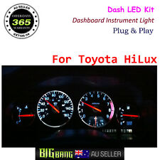 12V Replacement Car Instrument Speedometer Dash Light LED Kit For Toyota HiLux