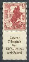 Deutsches Reich 1938 Mi. S253 Postfrisch 100% 680-A11.3, Denkmal