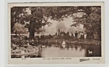 MIDDLESEX. THE LAKE, WALPOLE PARK, EALING.