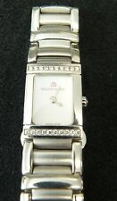 Ladies Maurice Lacroix Stainless Wristwatch with 20 diamonds Preowned - Woman's
