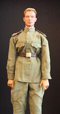 "1:6 FIGURE 12""  Custom Accessories post ww2 Soviet Army private leather belt"
