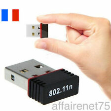 MINI CLÉ USB DONGLE MINI ADAPTATEUR WIFI 802.11 B / G / N