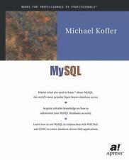 MySql Kofler, Michael Paperback