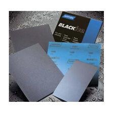"Norton Black Ice Waterproof Sanding Paper Sheets, 9"" X 11"", (50) P400B - 39385"