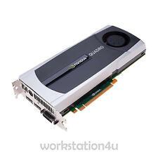 Nvidia Quadro 5000 2,5GB GDDR5 Grafikkarte professionell 3D CUDA DVI DisplayPort