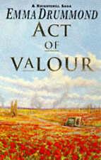 """VERY GOOD"" Act of Valour (Knightshill saga), Drummond, Emma, Book"