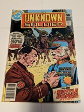 The Unknown Soldier #228 June 1979 DC Comics
