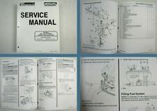 Mariner Mercury 200 225 Optimax Direct Fuel Injection Service Manual 1997