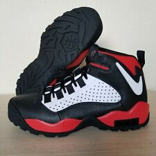 new style d0a40 553fb Nike Air Max Darwin Bulls Rodman Black White University Red Size 9  (AJ9710-001