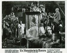 CLAUDIO  BROOK E.A. POE THE MANSION OF MADNESS 1973 VINTAGE PHOTO ORIGINAL #4