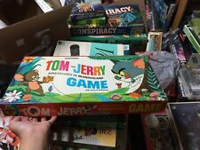 1965 Transogram Tom And Jerry Adventures In Blunderland
